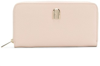Furla 1927 All Around Zip Wallet