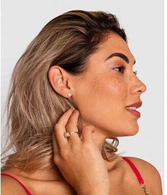 Bras N Things Earrings made with Swarovski Crystals