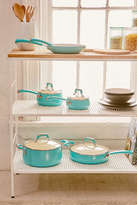 Urban Outfitters 10-Piece Pop Teal Cookware Set