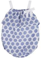 Absorba Polka Dot Bubble Bodysuit