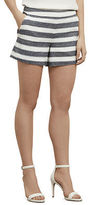 Kenneth Cole Striped Shorts