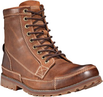 Timberland Earthkeepers(R) Original Mid Plain Toe Boot