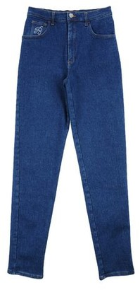 Miss Blumarine Denim trousers