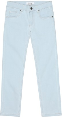 Bonpoint Molly stretch-cotton jeans