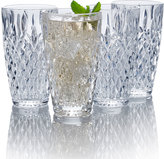 Mikasa Harding Set of 4 Highball Glasses