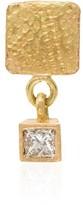 Roxy Elhanati Mezuzahd diamond earring