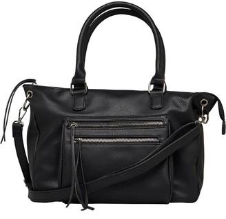 Fluid Womens City Bag Black