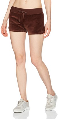 Soffe Women's Velour Short