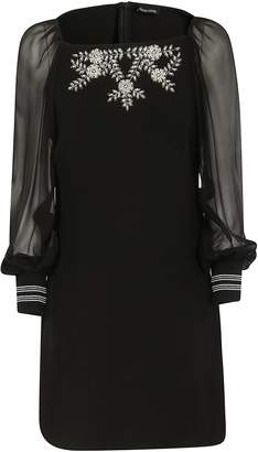 Ermanno Scervino Embellished Dress