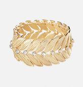 Avenue Stone Leaf Stretch Bracelet