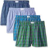 Tommy Hilfiger Men's 4 Pack Promo Assorted Boxers