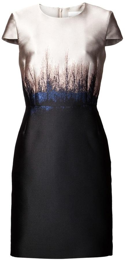 Mary Katrantzou 'Saga' tree print dress