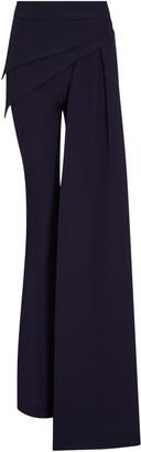 Safiyaa Hope Overlay Flared Trousers