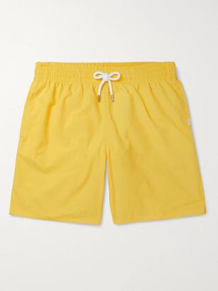 Derek Rose Aruba 1 Slim-Fit Mid-Length Swim Shorts