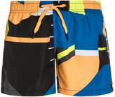 Bjorn Borg COLLAGE Swimming shorts electric blue lemonade