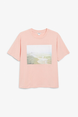 Monki Cotton tee