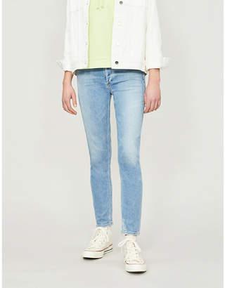 A Gold E AGOLDE Nico skinny mid-rise jeans