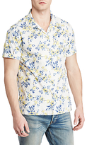 Denim & Supply Ralph Lauren Floral Cotton Poplin Shirt, Taylor Print