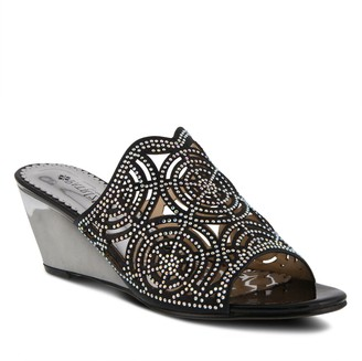 Patrizia Cristalina Women's Slide Sandals