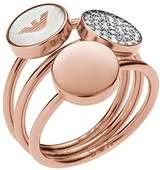 Emporio Armani Women's Ring EGS2310221-510