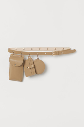 H&M Belt and Accessories - Yellow