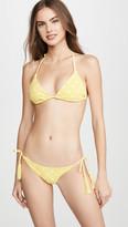 Pq Swim Triangle Bikini Top