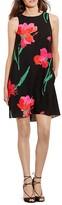 Lauren Ralph Lauren Floral Print Shift Dress