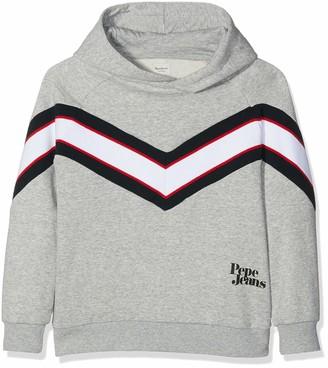 Pepe Jeans Girls' NEKANE Teen PG580791 Sweatshirt