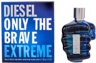 Diesel Men's Only The Brave Extreme 4.2Oz Edt Spray