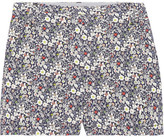 J.Crew Liberty printed cotton-twill shorts
