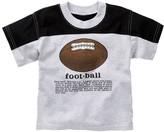 Mulberribush Football Graphic Tee (Toddler Boys)
