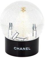 Chanel Holiday Snow Globe