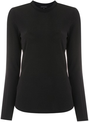Alcaçuz Roy basic blouse