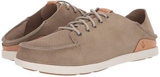 OluKai Nalukai Kala (Slit/Bone) Men's Shoes