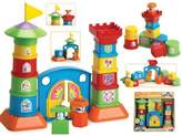 Build a Castle Stacking Nesting Building Learning Toy Gift Set by Funtime by Funtime