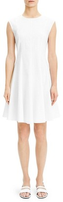Theory Sleeveless Peplum Dress