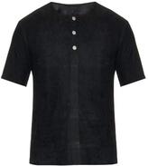 Balenciaga Suede T-shirt