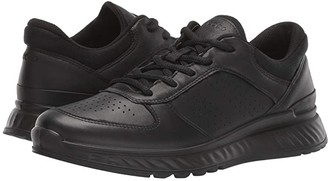 Ecco Sport Sport Exostride Sneaker (Black) Women's Walking Shoes