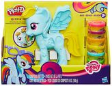 My Little Pony Play-Doh Rainbow Dash Style Salon Set By Hasbro