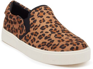 Chinese Laundry Emory Leopard Slip-On Sneaker