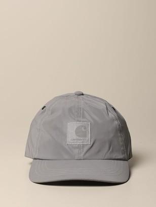 Carhartt Baseball Cap In Reflective Fabric