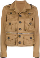 DSQUARED2 boy scout jacket
