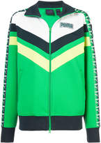 Fenty X Puma striped track jacket