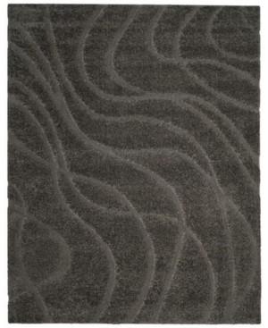 Safavieh Shag Gray 8' x 10' Area Rug