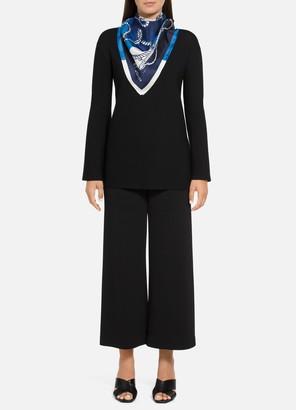 St. John Luxe Links Texture Sweater