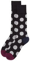 Paul Smith Twisted Dot Socks
