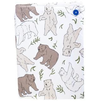 Oneberrie Hands-free towel - Three Bears