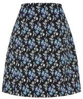 Claudie Pierlot Sun Floral Skirt