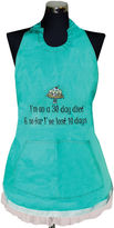 JCPenney Women's I'm on a Diet Apron