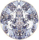 Roberto Cavalli Azulejos Ceramic Charger Plate